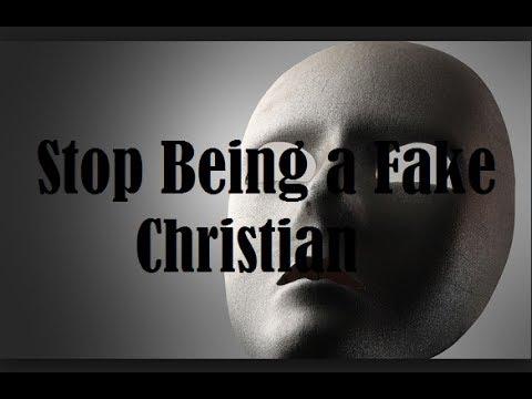 Fake-Christian