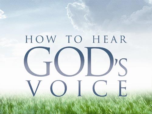 God's-voice