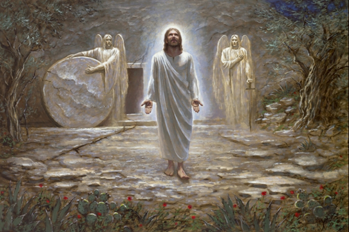 Jesus-Resurrection